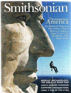 SMITHSONIAN Magazine May 2006 -Bible As Mideast Roadmap-Dada-Discovering America