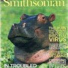 SMITHSONIAN Magazine January 2006-Cezanne-Lincoln-Hippo-Bird Flu Virus-Australia