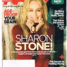 AARP Magazine February 2012-Sharon Stone - Age-Proof Your Brain -Snoring -Savers