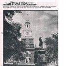 TRAVLTIPS Freighter Bulletin magazine-booklet-May 1976 -Prudential Lines-Bakke +