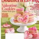 SOUTHERN LIVING Magazine February 2010-Valentine Cookie-Rafting Rio Grande-Derby
