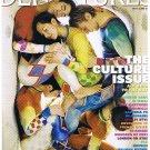 American Express DEPARTURES Magazine May 2008-Arts-Crete-Sardinia-Riviera-Amalfi