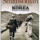 SMITHSONIAN Magazine July 2003-Anasazi-Ancient Egypt-Korea 50 Years Later-Virus