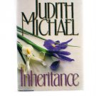 INHERITANCE by Judith Michael - Book Club Edition - BCE - A Novel