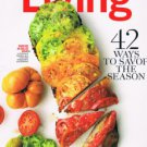 MARTHA STEWART LIVING Magazine July 2013-San Francisco-42 Ways To Savor Season +