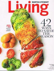 MARTHA STEWART LIVING Magazine July 2013-San Francisco-42 Ways To Savor Season +