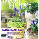 BETTER HOMES AND GARDENS April 2012-Gardening Issue--Easter Baking Made Simple +