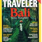 National Geographic TRAVELER October 2002-Bali-London-Hong Kong -Julia Alvarez +