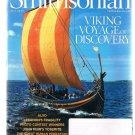 Smithsonian Magazine July 2008 -Vikings -Marco Polo-Lebanon-Yosemite-Lake Como +