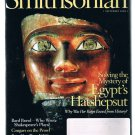 Smithsonian Magazine September 2006 -Cougars-Cannibals-Hatshepsut-Shakespeare +