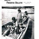 TRAVLTIPS Freighter Bulletin magazine-booklet-May 1975 -Barber Lines -Westfal +