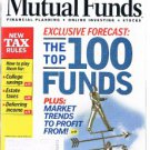 MUTUAL FUNDS Magazine August 2001-Top 100 Funds-Cash In On Real Estate Boom-Tax