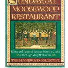SUNDAYS AT MOOSEWOOD RESTAURANT cookbook  - Ethnic - Regional Recipes