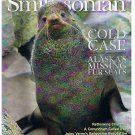 SMITHSONIAN Magazine March 2005 -Fur Seals-Earthquake Predicting- Churchill-Iran