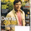 AARP Magazine September 2010-Dennis Quaid-Inner Genius-Jane Pauley-Savings Guide