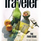 CONDE NAST TRAVELER Magazine October 2014 -Food Issue-Chefs-Restaurants-Meals +