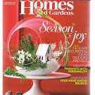 Better Homes And Gardens December 2014 - Holiday Decorating -Desserts-Casseroles