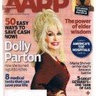 AARP Magazine May 2009 - Money-Dolly Parton - Maria Shriver - Memory Tricks