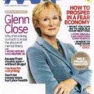 AARP Magazine January 2009 -Escape Chronic Pain- Glenn Close-Rebuilding Nest Egg