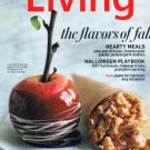 MARTHA STEWART LIVING Magazine October 2012-Halloween-Heirloom Apples-Fall-Meals