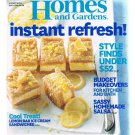 Better Homes And Gardens magazine August 2014 -Health Tips-Style Finds-Makeovers