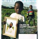 Smithsonian Magazine February 2007 -Kenya -Vultures -Richard Nixon-Gerald Ford +