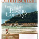 Smithsonian Magazine January 2007 -Basque Country-Sundials -Polo-Prefab House- +