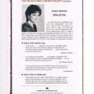 Franklin Library EVA LUNA by Isabel Allende Signed First Edition series --SEALED