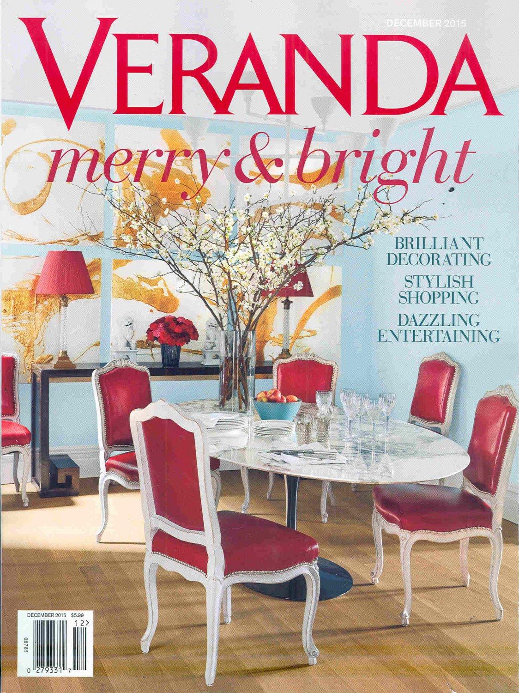 Veranda Magazine (1 year subscription)