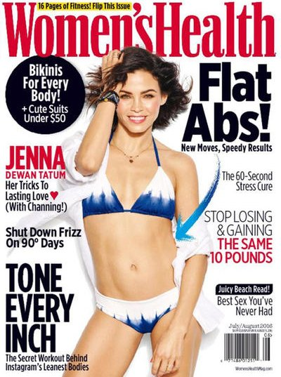 Women's Health Magazine Subscription 1 Year 10 Issues