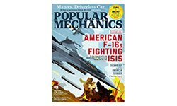 Popular Mechanics 1-Year Magazine Subscription (10 Print Issues)
