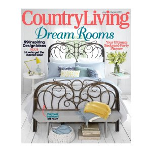 Country Living 1-Year Magazine Subscription (10 Issues)