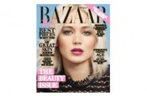 Harper's Bazaar 1 Year Magazine Subscription (10 Issues)