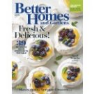 Better Homes & Gardens Magazine Subscription 2 Years 24 Issues
