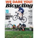 Bicycling Magazine Subscription 1 Year 10 Issues