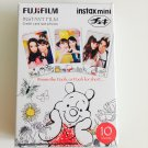 Fujifilm Instax Mini Instant Film - Winnie the Pooh