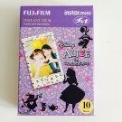Fujifilm instax mini Instant Film - Alice In Wonderland Disney