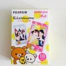 Fujifilm Instax Mini Instant Film - Rilakkuma