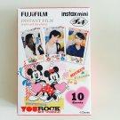 FujiFilm Instax Mini Instant Film - Mickey & Friends