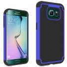 Premium Samsung Galaxy S6 Edge Protective Hybrid Cover Case