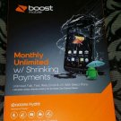 Kyocera Hydro For Boost Mobile 2GB - Black Waterproof Smartphone -Sealed