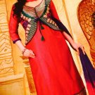 Brand New Bollywood Style Grace Cotton Partywear Suit