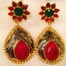 New Indian Wedding Wear Kundan Style Earrings