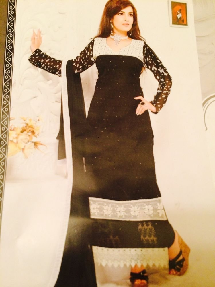 New Bollywood Style Readymade Suit