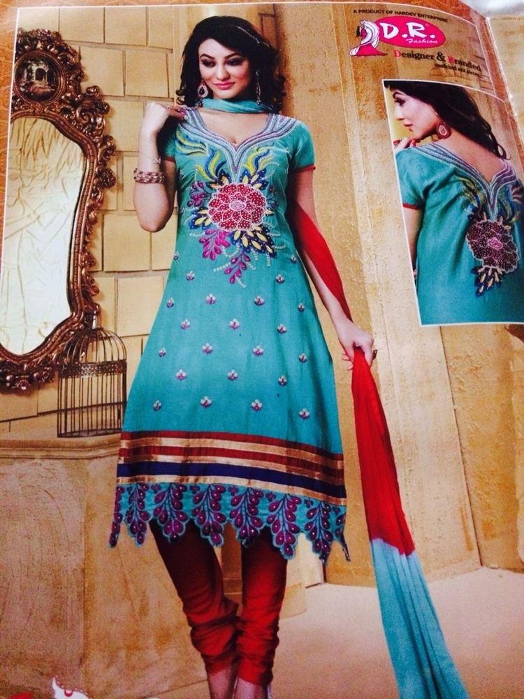 New Indian -Pakistani Grace Cotton Suit