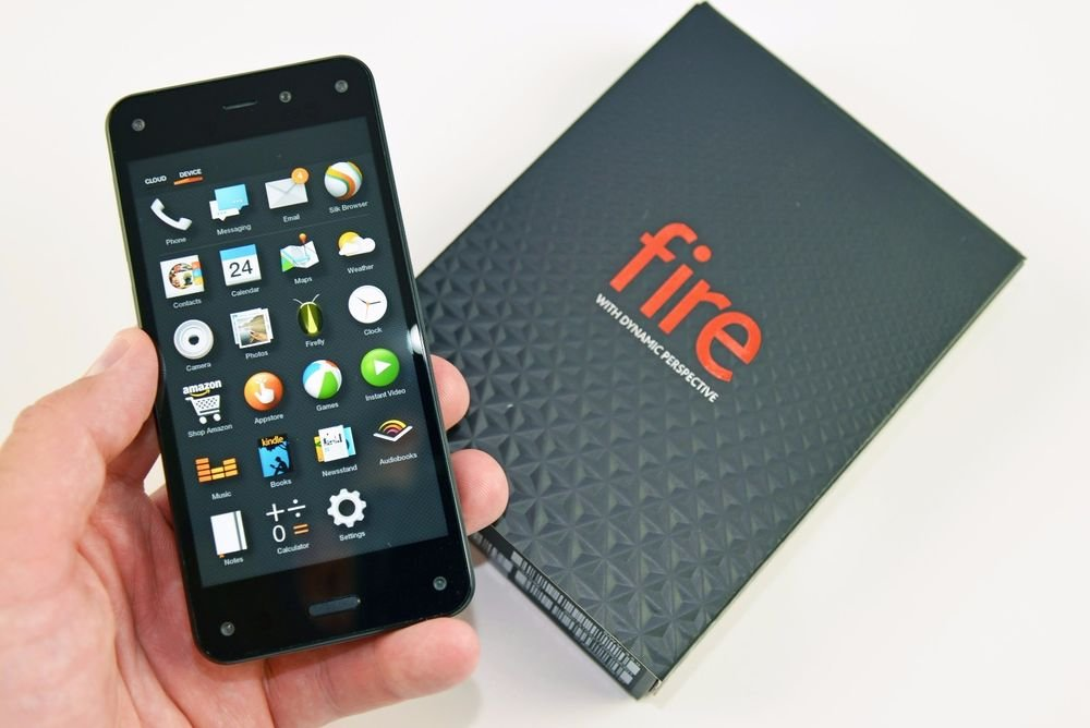 Amazon Fire Phone Factory Unlocked GSM 32GB Brand New Sealed **Prime Included**