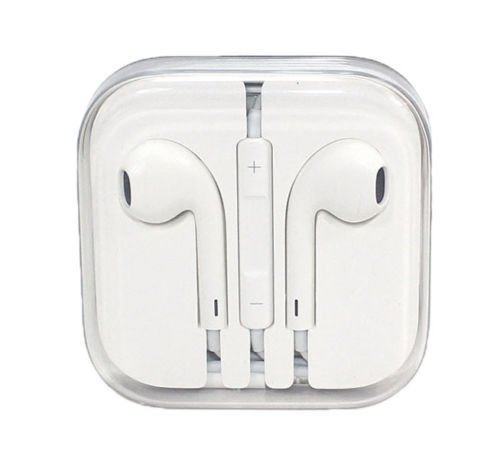10x Apple EarPods with Mic and Remote Original In-Ear Headphones OEM