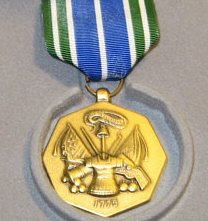 Army Achievement Medal Decoration Set, Cased