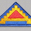 7th Army Patch, full color, original military issue, mint condition