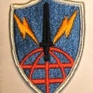 US Army Information Systems Engineering Command Patch, full color, original military issue.